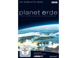 Planet Erde Box 6 DVDs