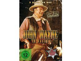 John Wayne in Farbe 2 DVDs