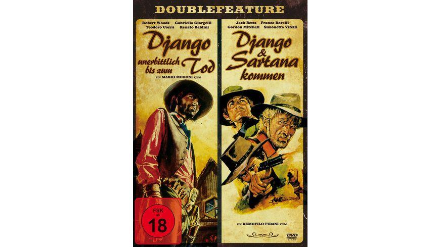 Django, unerbittlich bis zum Tod / Django & Sartana kommen - Doublefeature 1