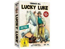 Lucky Luke Die komplette Serie inkl Kinofilm Daisytown 5 DVDs