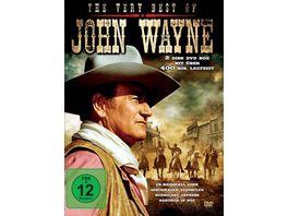 John Wayne The Very Best Of 2 DVDs
