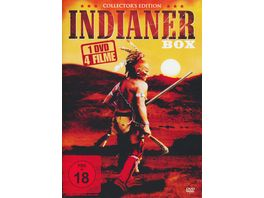 Indianer Box CE