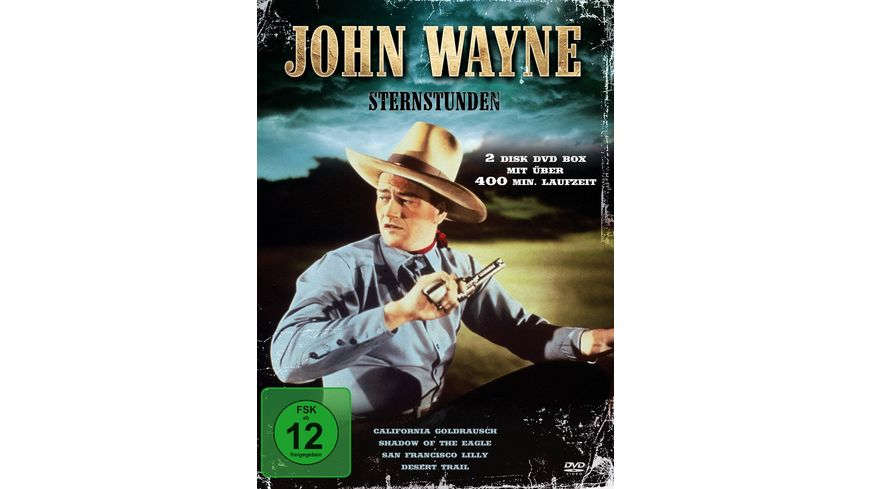 John Wayne Sternstunden 2 DVDs