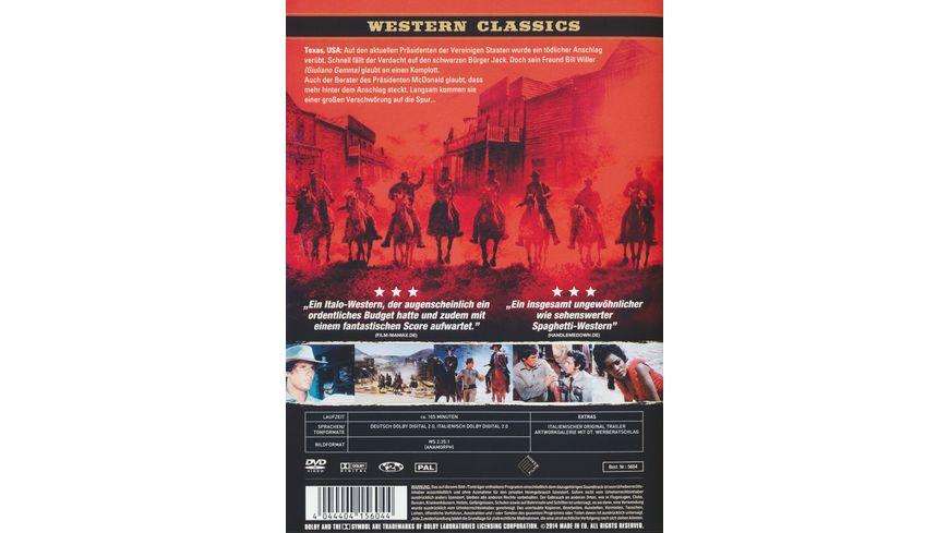Blutiges Blei Uncut Western Classics