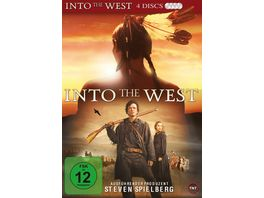 Into The West 4 DVDs