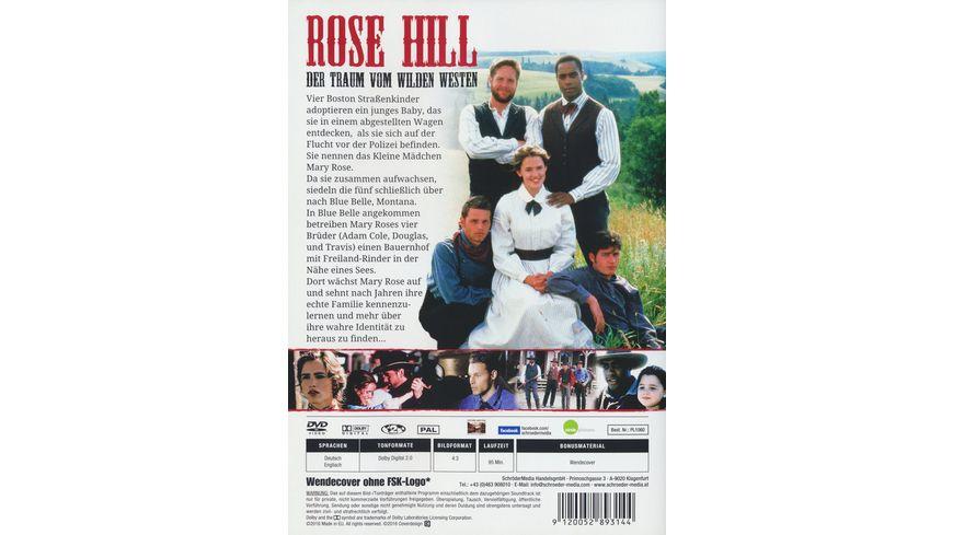 Rose Hill Der Traum vom Wilden Westen