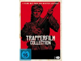 Trapperfilm Collection Collector s Edition 2 DVDs