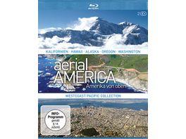 Aerial America Amerika von Oben Westcoast