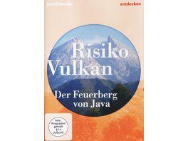 Risiko Vulkan Der Feuerberg von Java