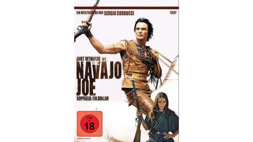 Navajo Joe Kopfgeld Ein Dollar Neuauflage