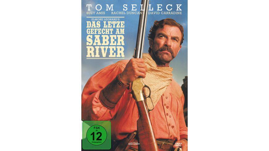 Das letzte Gefecht am Saber River