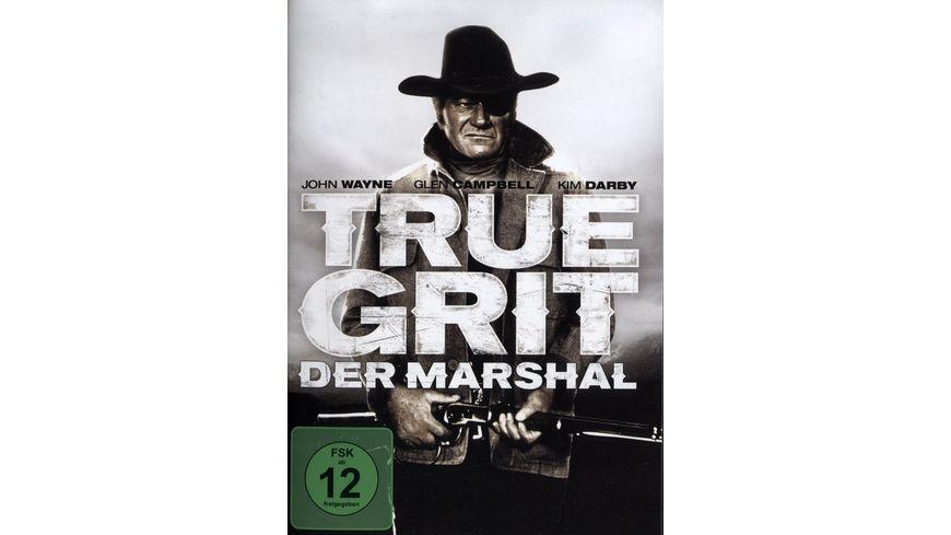 True Grit Der Marshal