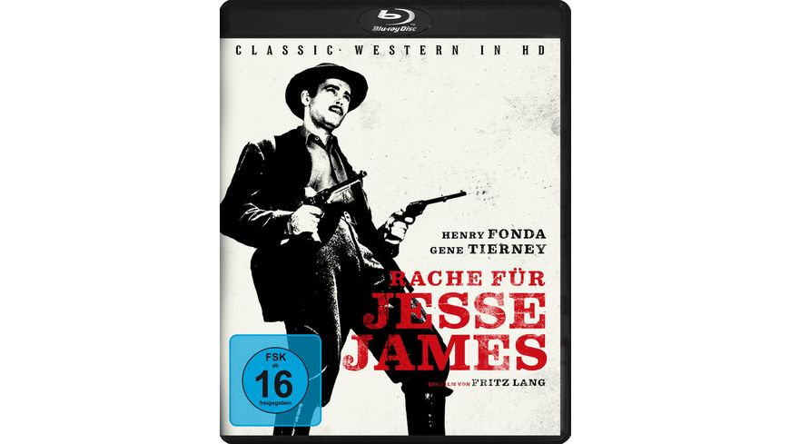 Rache fuer Jesse James