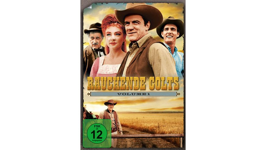 Rauchende Colts Volume 1 7 DVDs