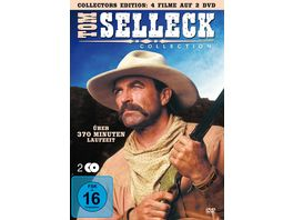 Tom Selleck Collection 2 DVDs