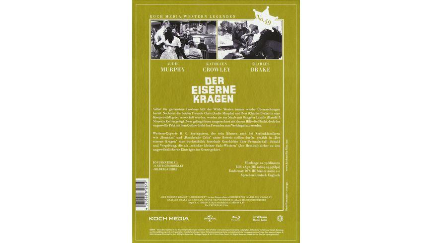 Der eiserne Kragen Edition Western Legenden Vol 49