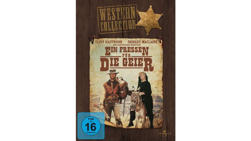 Ein Fressen fuer die Geier Western Collection