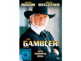 The Gambler Sein groesstes Spiel LE