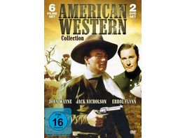 American Western Collection 2 DVDs