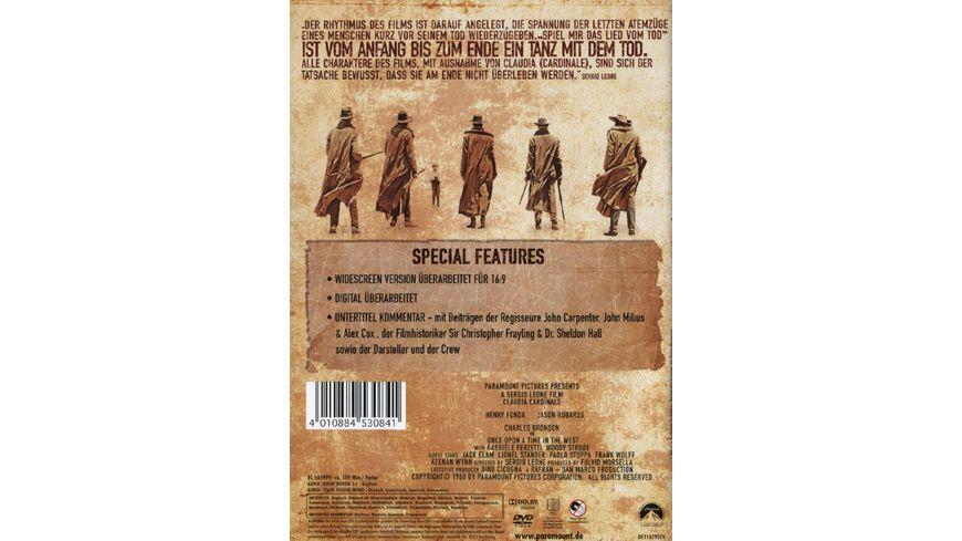 Spiel mir das Lied vom Tod SE 2 DVDs