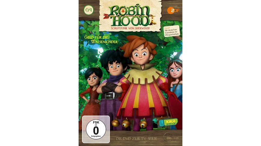 Robin Hood Schlitzohr von Sherwood Folge 9 Geld fuer die Waisenkinder