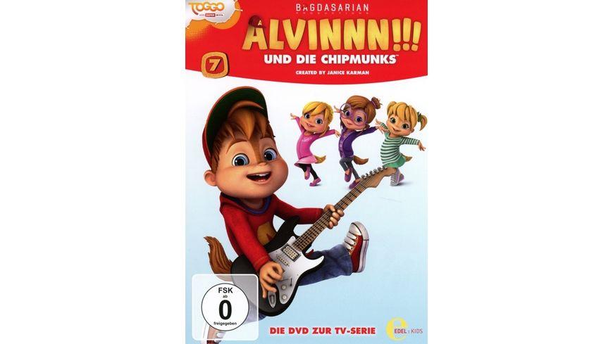 Alvinnn und die Chipmunks Folge 7