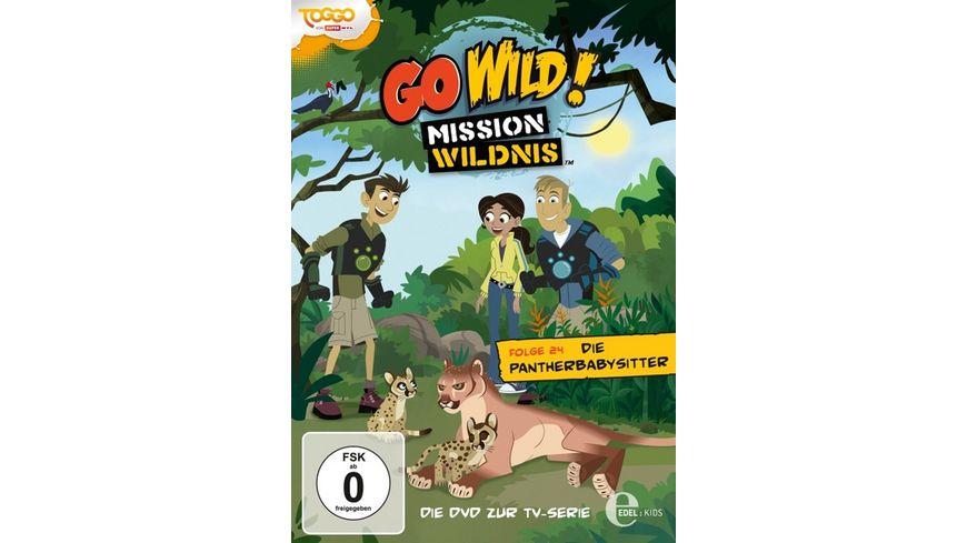 Go Wild Mission Wildnis Folge 24 Die Pantherbabysitter