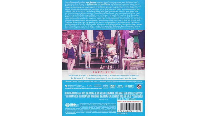 Girls Staffel 2 2 DVDs