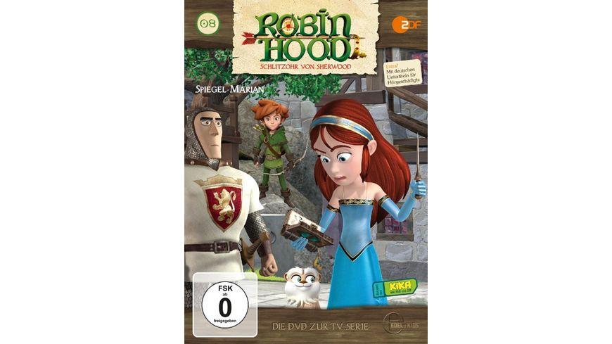 Robin Hood Schlitzohr von Sherwood Folge 8 Spiegel Marian