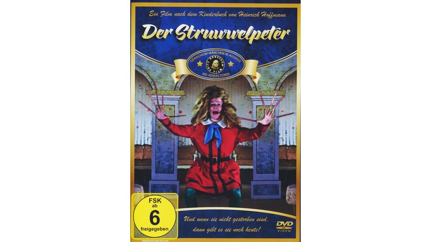 Der Struwwelpeter HD Remastered