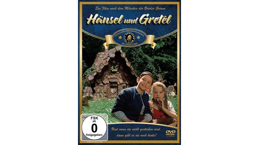 Haensel und Gretel HD Remastered