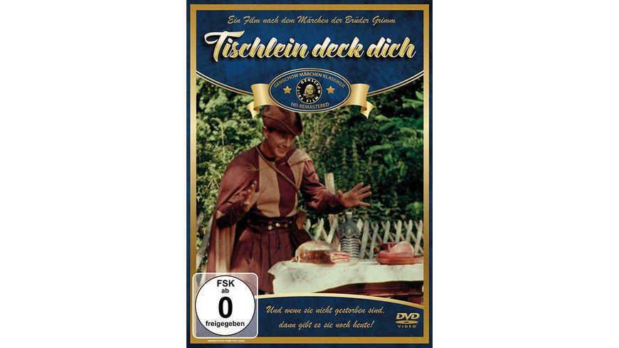 Tischlein deck dich HD Remastered