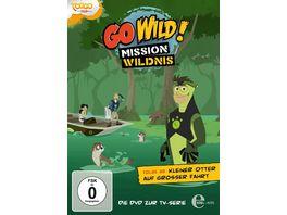 Go Wild Mission Wildnis Folge 23 Kleiner Otter auf grosser Fahrt