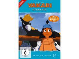 Yakari Folge 27 Das blaue Pferd