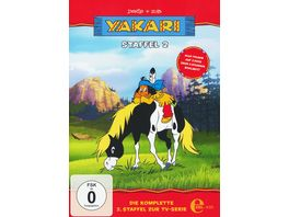 Yakari Staffel 2 2 DVDs