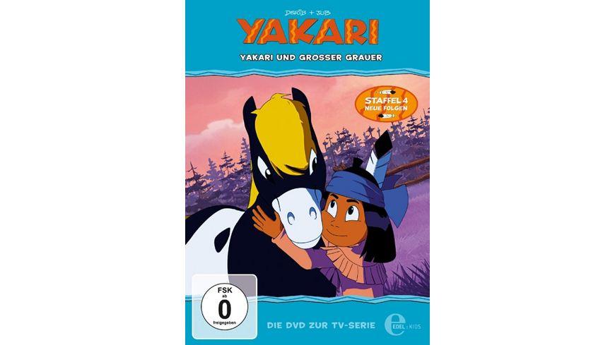 Yakari Folge 28 Und grosser Grauer