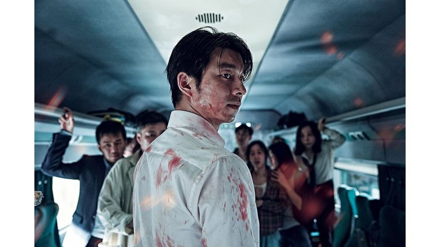 Train to Busan Special Limited Edition 2 BRs 6 Postkarten