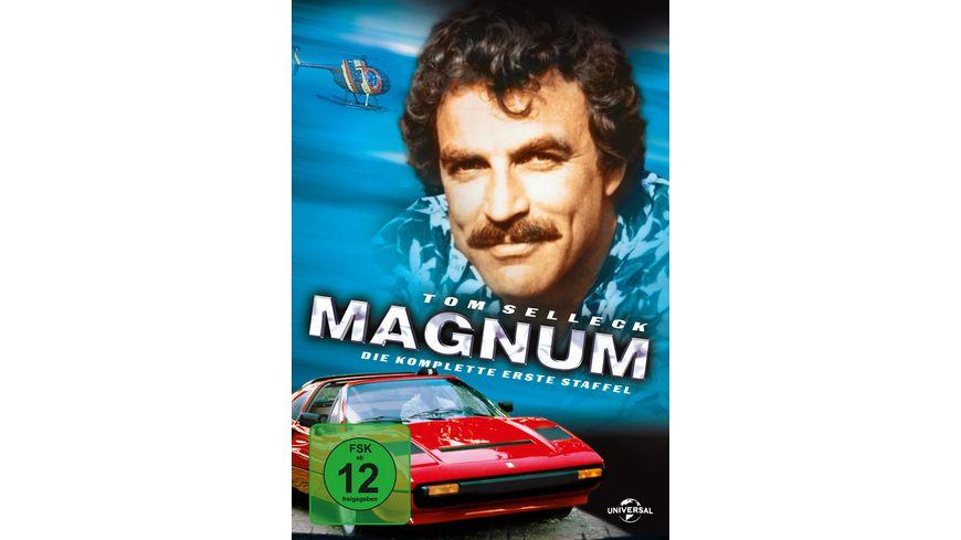 Magnum Season 1 6 DVDs