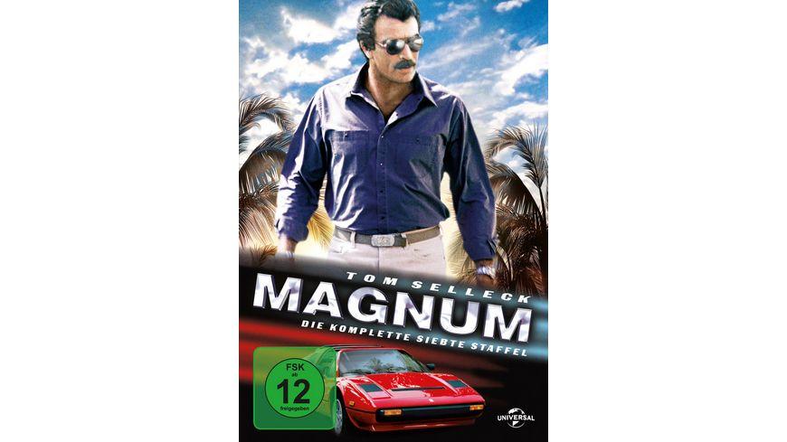 Magnum Season 7 6 DVDs
