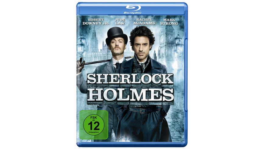 Sherlock Holmes (inkl. Digital Copy)