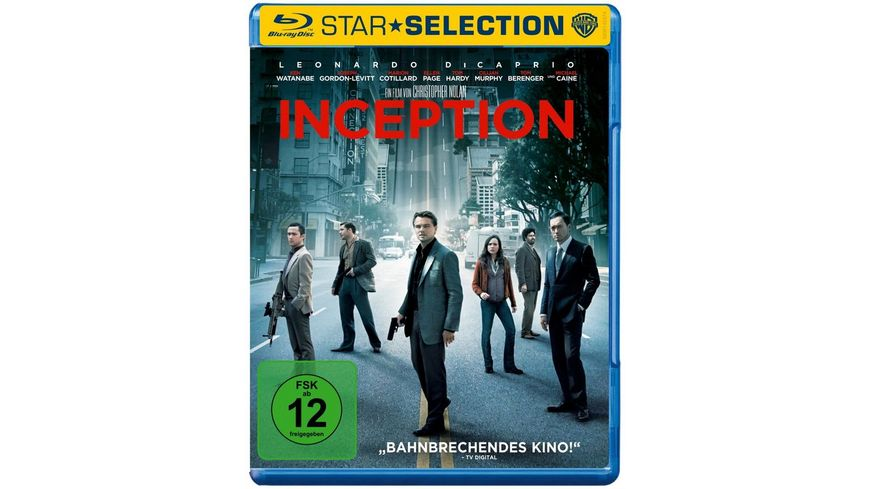 Inception 2 BRs inkl Digital Copy