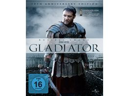 Gladiator 10th Anniversary Edition 2 BRs