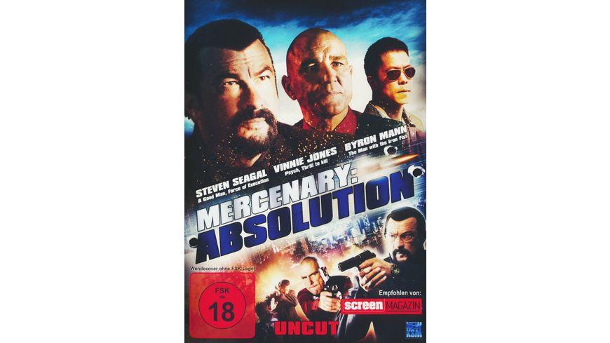 Mercenary Absolution Uncut