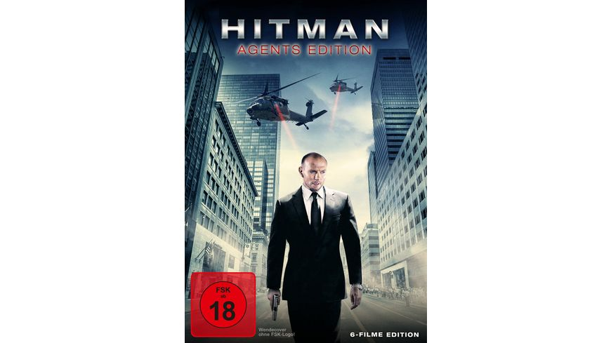 Hitman Agents Edition 2 DVDs