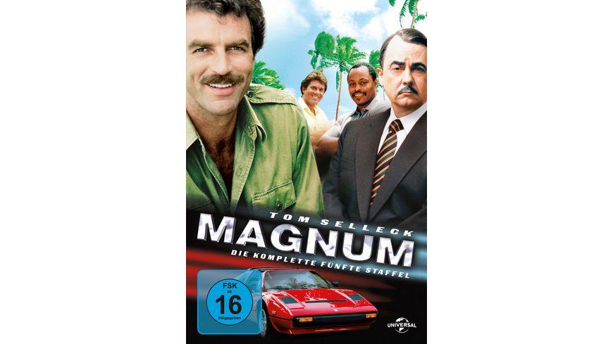 Magnum Season 5 6 DVDs