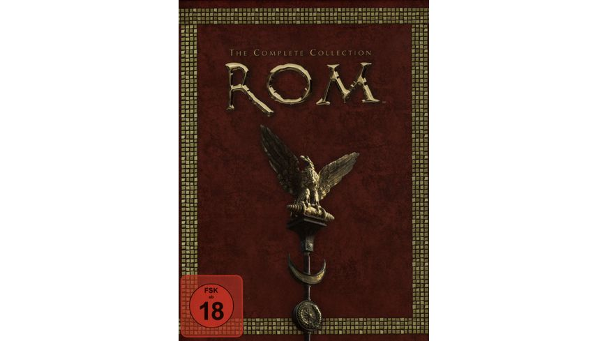 Rom The Complete Collection 11 DVDs