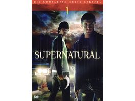 Supernatural Staffel 1 6 DVDs