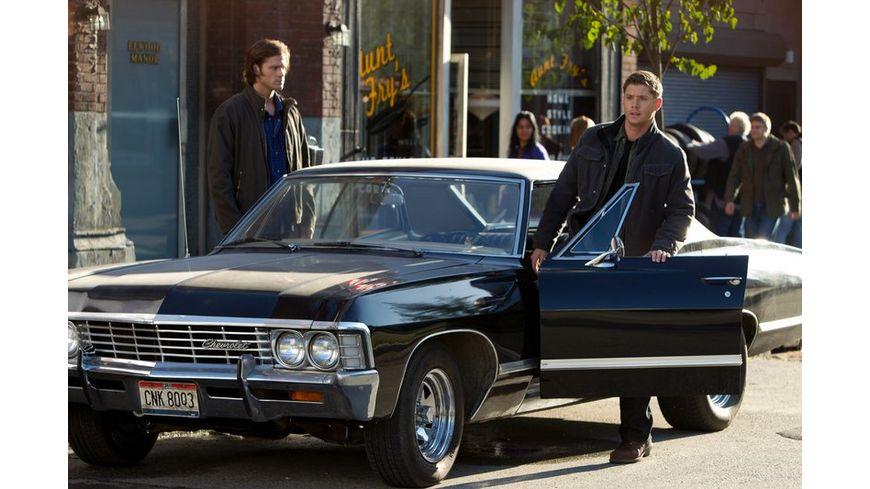 Supernatural Staffel 6 6 DVDs