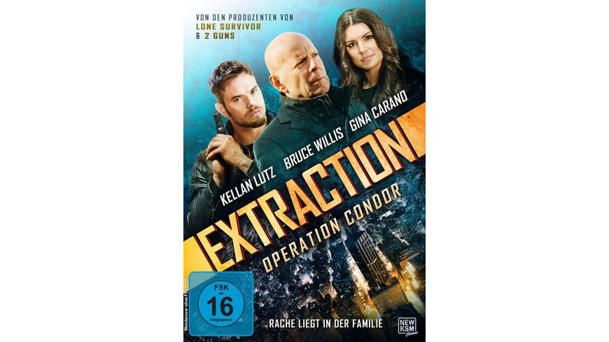 Extraction Operation Condor