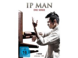 IP Man Die Serie Staffel 1 3 DVDs
